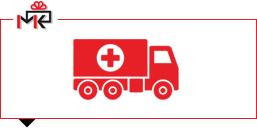 medisch transport voor ziekenhuis en/of apotheek - Meijering Koeriers